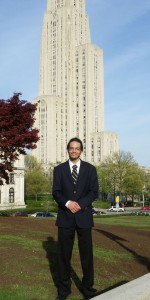 Brandon at the University Of Pittsburgh, Swanson School of Engineering's Senior Recognition Night
